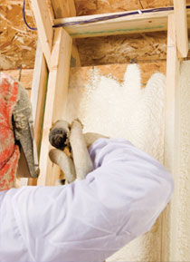 Halifax Spray Foam Insulation Services and Benefits